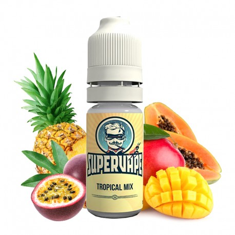 Concentré Tropical mix par Supervape