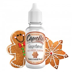 Arôme Gingerbread par Capella