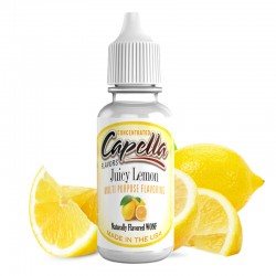 Arôme Juicy Lemon par Capella