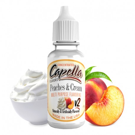Arôme Peaches and Cream V2 par Capella