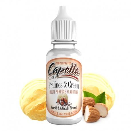 Arôme Pralines & Cream par Capella