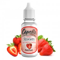 Concentré Sweet Strawberry par Capella