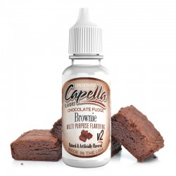 Arôme Chocolate Fudge Brownie V2 par Capella