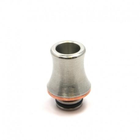 Drip-tip acier acier vase