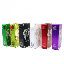 Box Hexohm V2.1 édition HexAngels par Craving Vapor