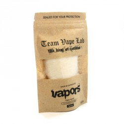 Cotton King par Team Vape Lab