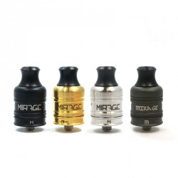 Dripper Mirage V3 EVO par AB1 Mach