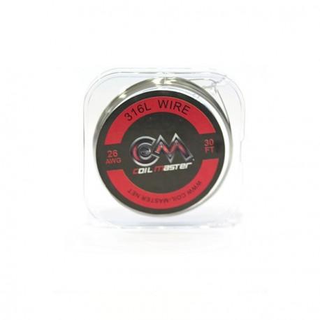 Inox 316L Wire par Coil Master