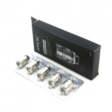 Résistances CLP2 pour TFV4 Micro par Smoktech