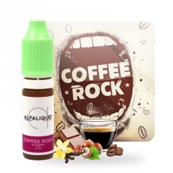 E-Liquide Coffee Rock par Alfaliquid