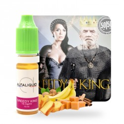 E-Liquide Greedy King par Alfaliquid