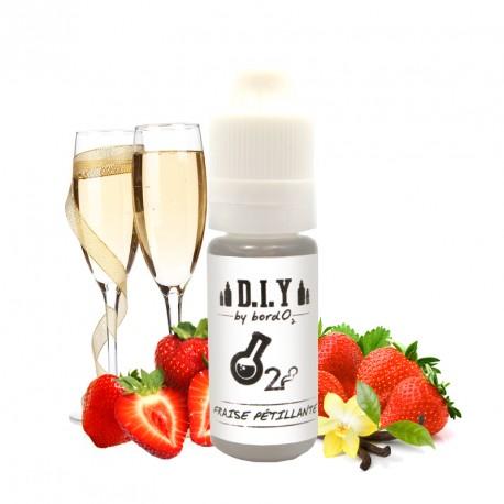 Arôme Champagne fraise par BordO2