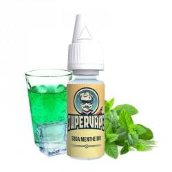 Concentré Soda Menthe Bio par Supervape
