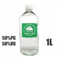 Liquide de base 50/50 French Vape 1L