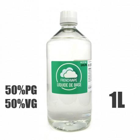 Liquide de base 50/50 French Vape 1L