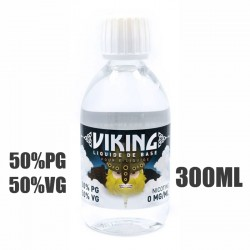 Liquide de base 50/50 Viking (300ml)