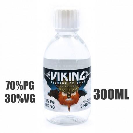 Liquide de base 70/30 Viking (300ml)