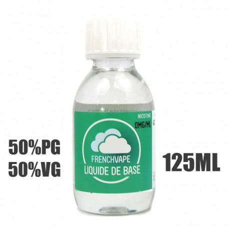 Liquide de base 50/50 French Vape 125ml