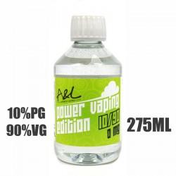 Liquide de base 10/90 A&L (275ml)