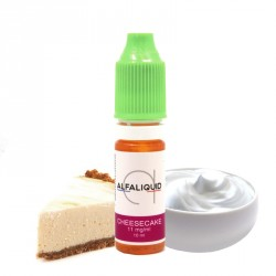 E-Liquide Cheesecake par Alfaliquid