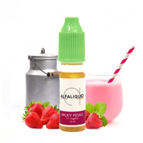 E-Liquide Milky Road par Alfaliquid