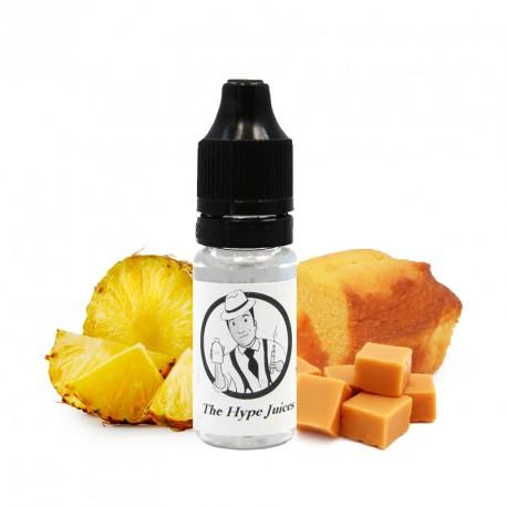 Concentré Ze French Pie Ananas par The Hype Juices