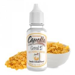 Concentré Cereal 27 par Capella