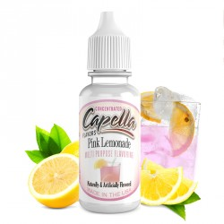 Concentré Pink Lemonade par Capella
