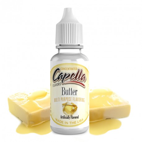 Concentré Golden Butter par Capella