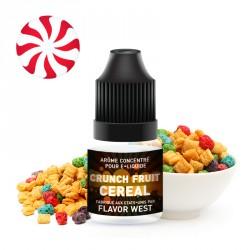 Arôme Crunchy Fruit Cereal par Flavor West