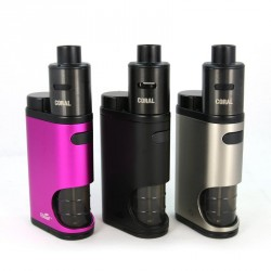 Kit Istick Pico Squeeze Bottom feeder par Eleaf