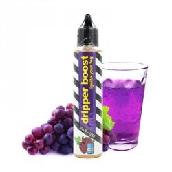E-liquide Grape + Soda 50ml Dripper Boost