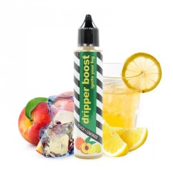 E-liquide Peach + Lemonade 50ml Dripper Boost