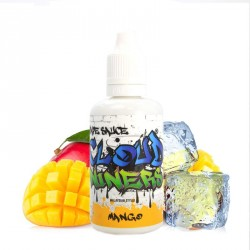 E-liquide Mango 55ml Cloud Niner's