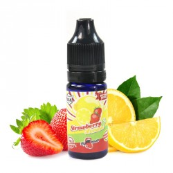 Strawberry Lemon Retro Juice Par Big Mouth