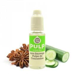 E-liquide Anis Pulpe de concombre PULP 20ml