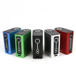 Box Serpent 50w par Wotofo