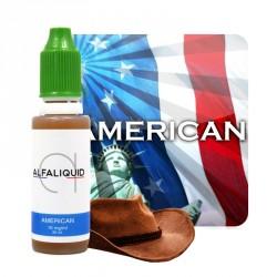 E-Liquide Tabac American 30ml par Alfaliquid
