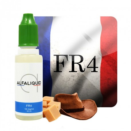 E-Liquide Tabac FR4 par Alfaliquid (30ml)