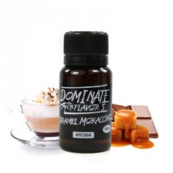Concentré Caramel Mokaccino par Dominate Flavors
