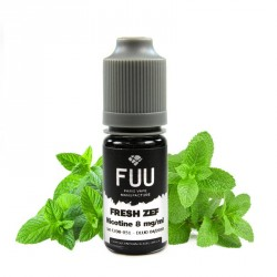 E-liquide Fresh Zef par The Fuu