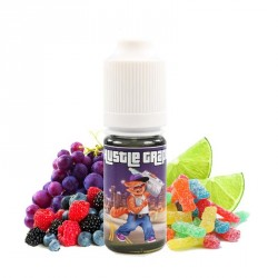 E-liquide Hustle Grape par The Fuu