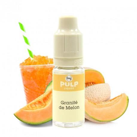 E-liquide Granité de Melon PULP (10ml)