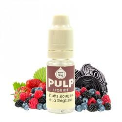 E-liquide Fruits Rouges Réglisse PULP (10ml)