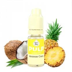 E-liquide ananas coco PULP 20ml