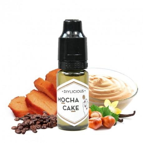 Concentré Mocha Cake par Vaponaute