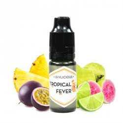 Concentré Tropical Fever par Vaponaute