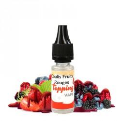 Concentré fruits rouges par Topping Vape