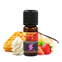 Concentré Vanilla Strawberry Waffles par Twisted Vaping