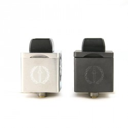 Dripper Twisted Messes Cube RDA